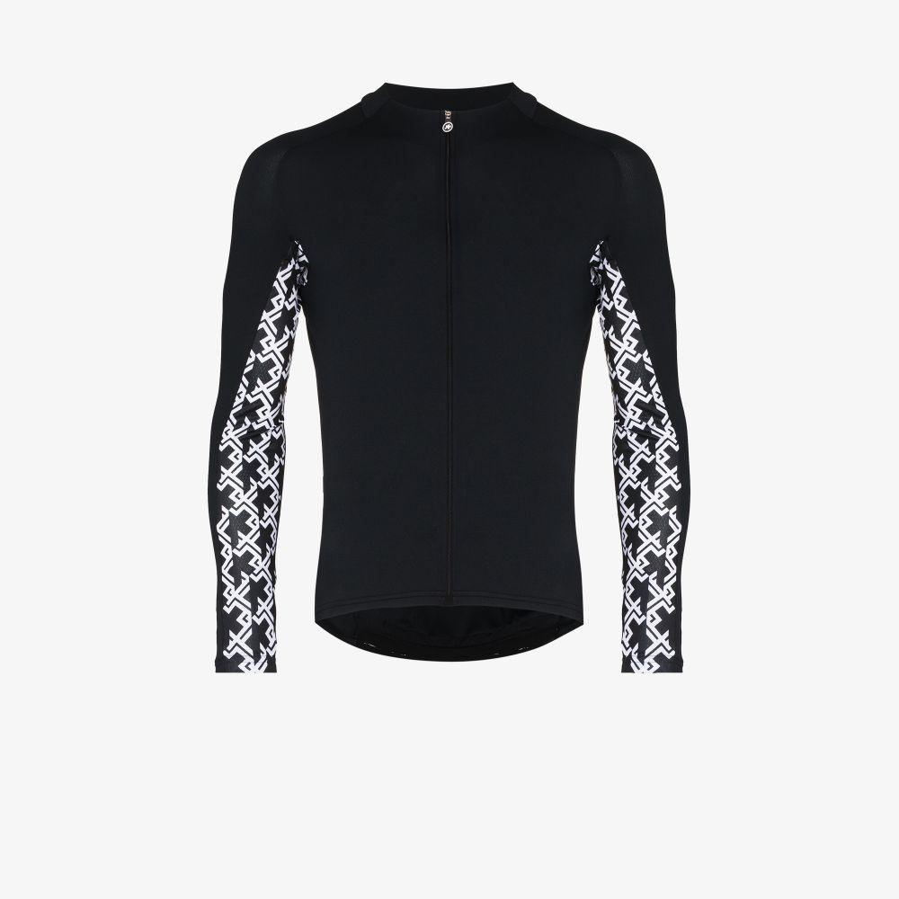 Black Mille GT Long Sleeve Jersey