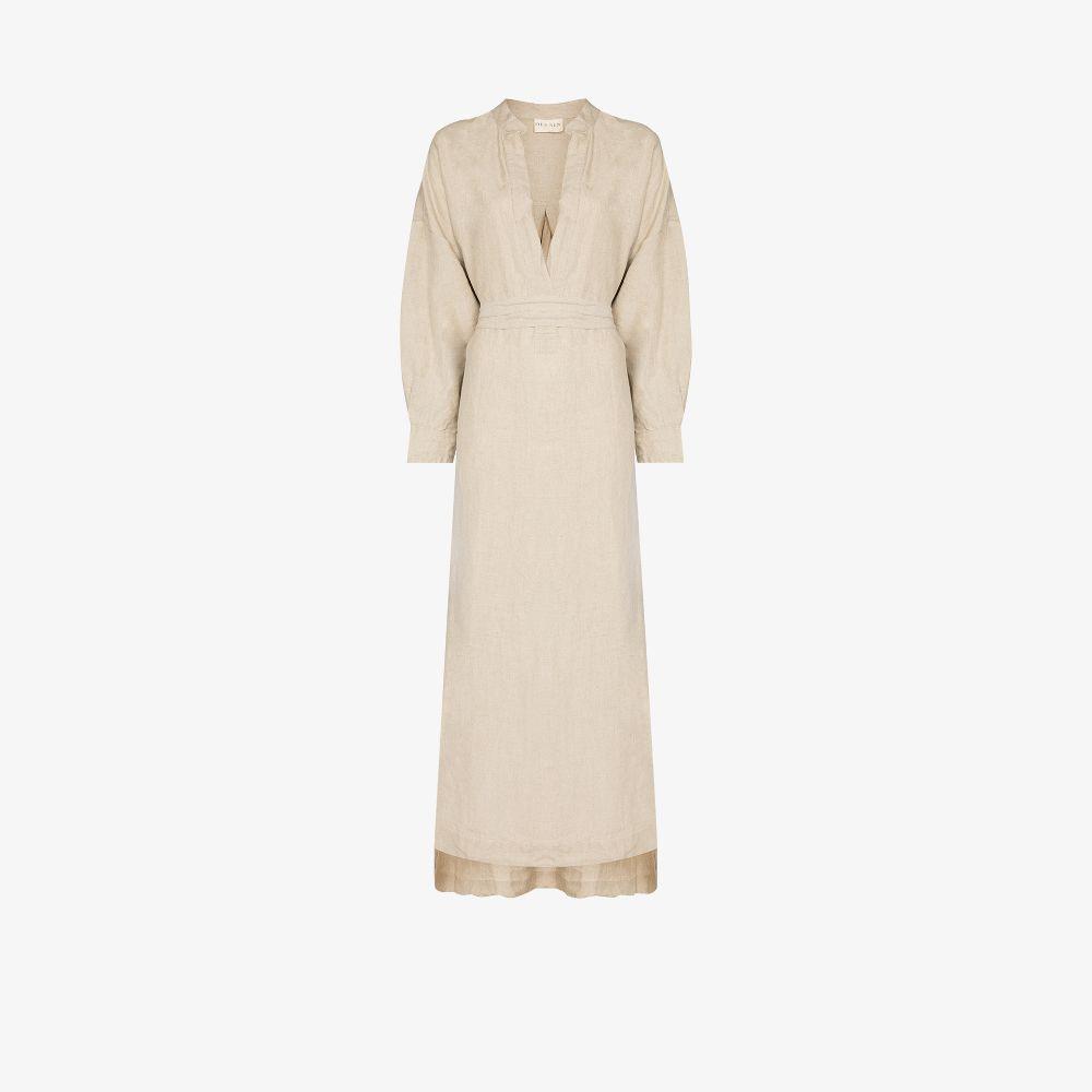 Lazio Belted Maxi Dress