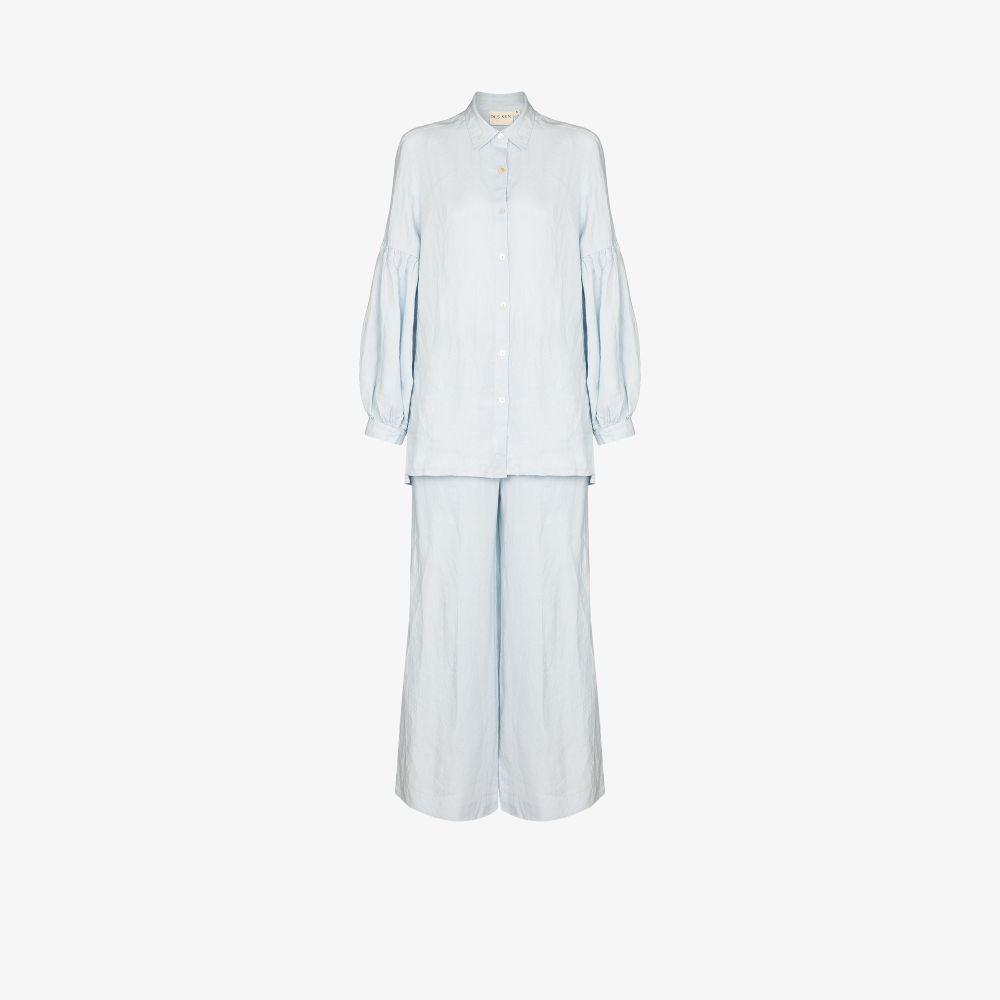 Corbusier Chateau Pyjamas