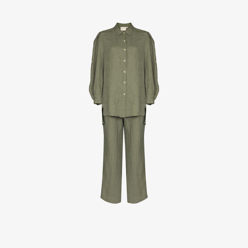 Florence Linen Pyjamas