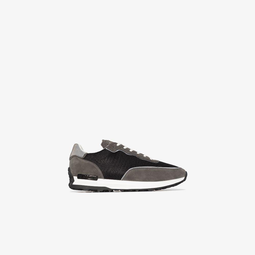 Grey Caledonian Sneakers