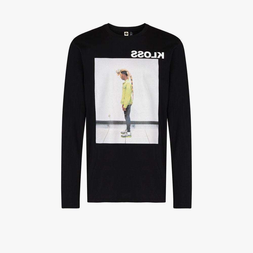 Philip-Daniel Ducasse Print Cotton T-Shirt