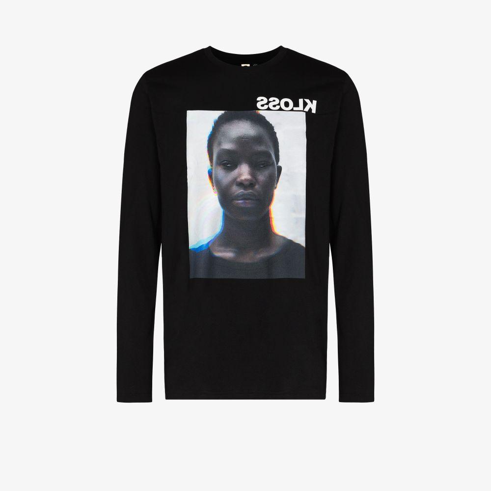 Aweng Ade-Chuol Print Cotton T-Shirt