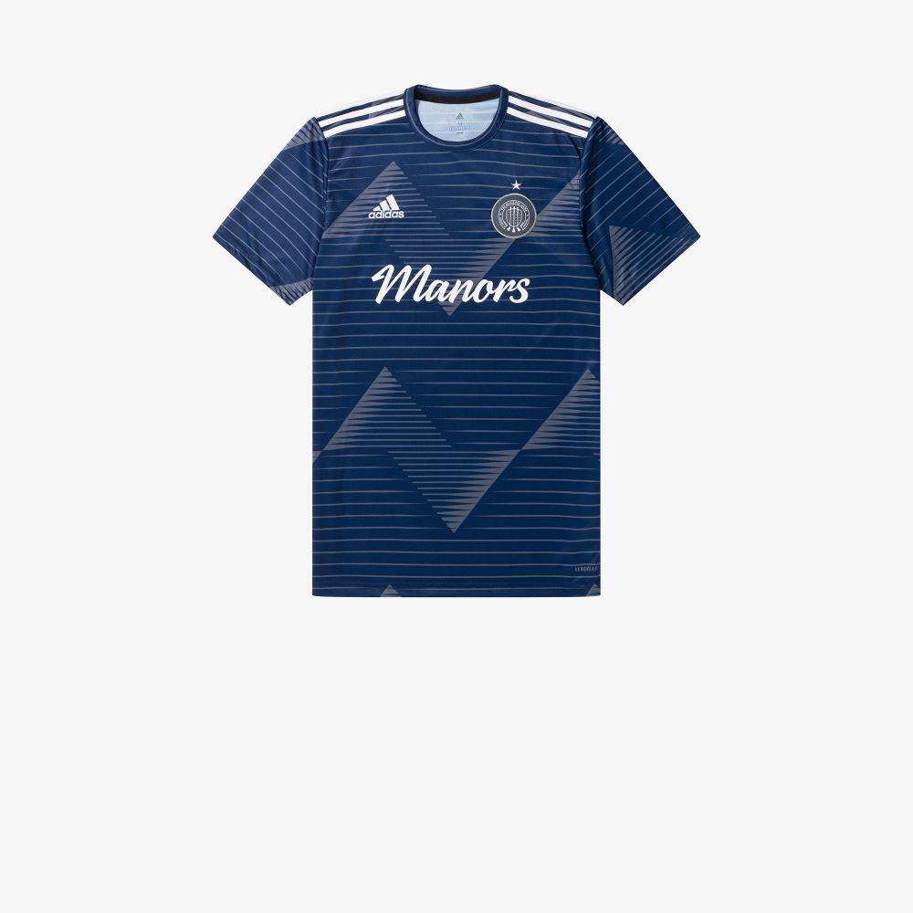 X Adidas Printed Football Shirt