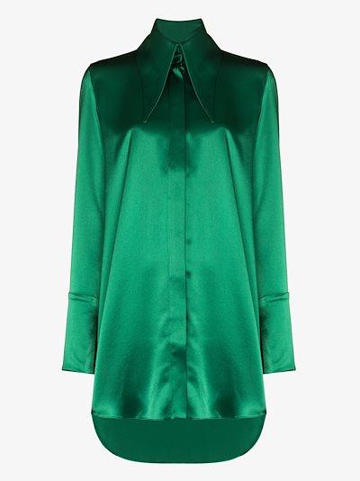 Seymour longline shirt