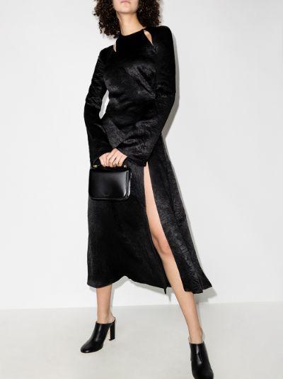 Ursina cutout midi dress