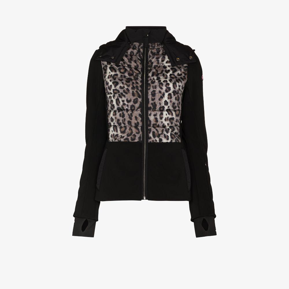 Softshell Jaguar Hooded Ski Jacket