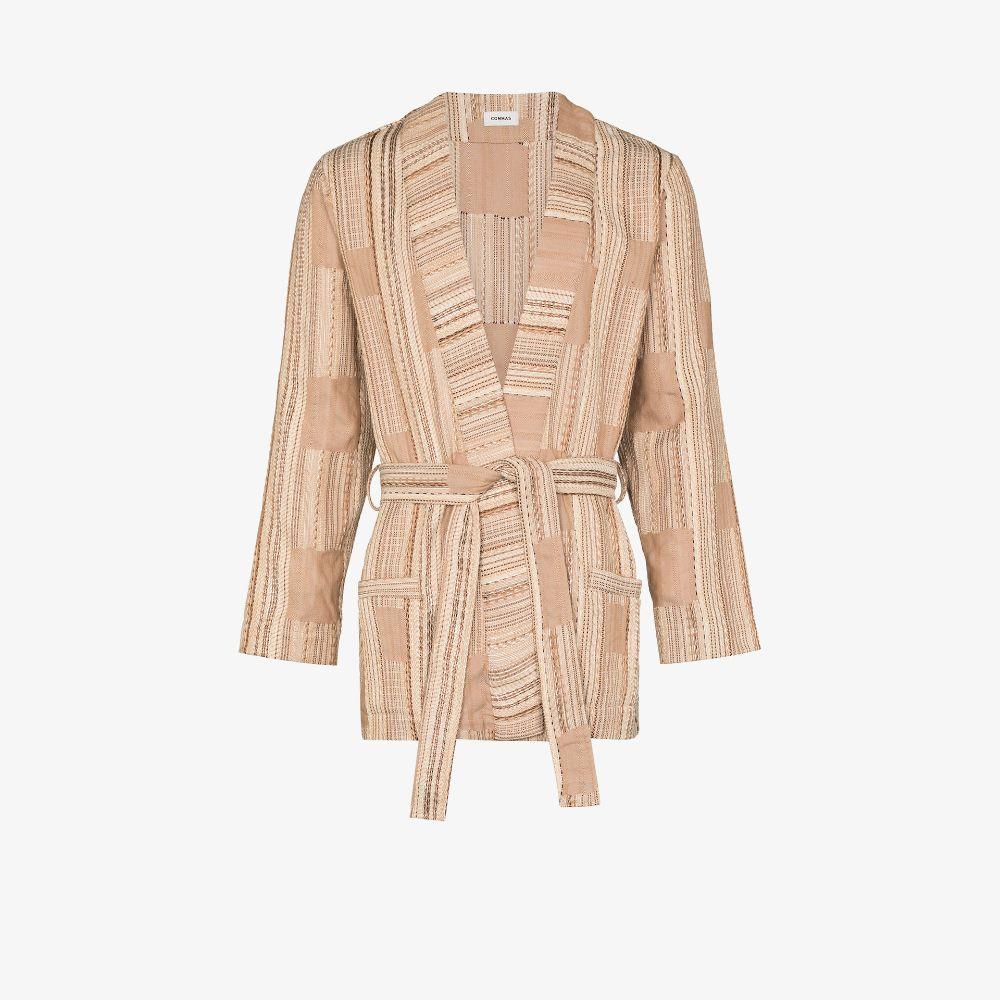Textured Robe Jacket