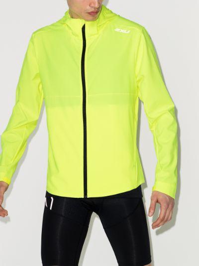 Yellow Aero jacket
