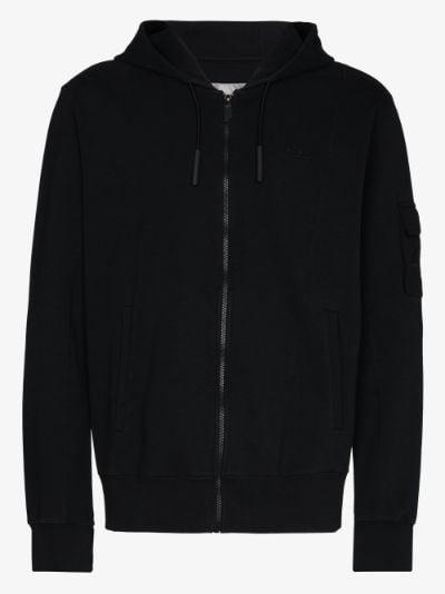 Essential cotton hoodie