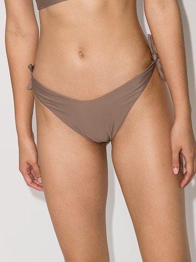 jean bikini bottoms