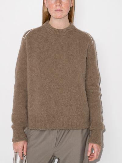 Kalinka knitted sweater