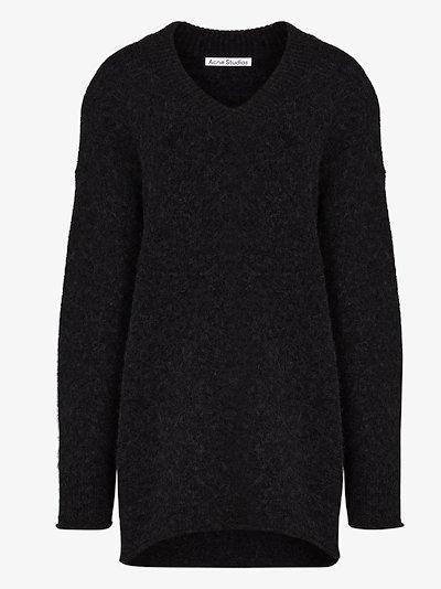 Keandra longline sweater