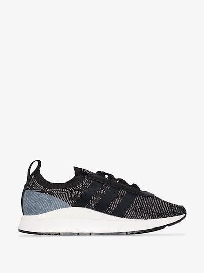 black Andridge low top sneakers