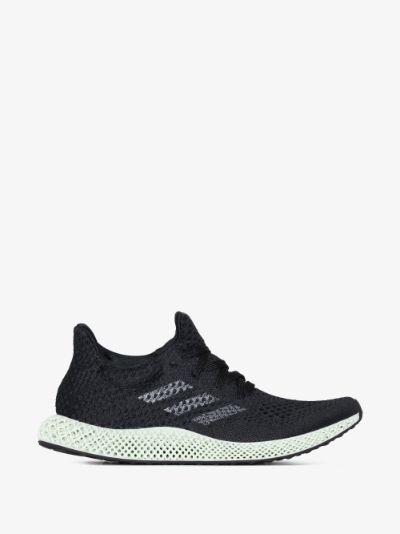 Black Futurecraft sneakers
