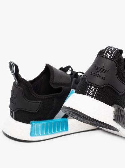 Black NMD R1 Sneakers