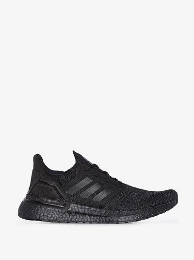 Black Ultraboost 20 Sneakers