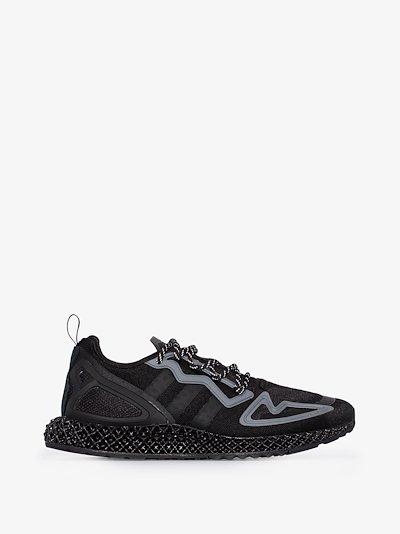 black ZX 2K 4D sneakers