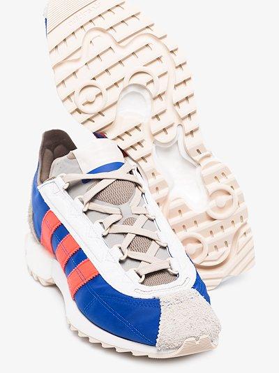 blue SL 7600 Workshop sneakers