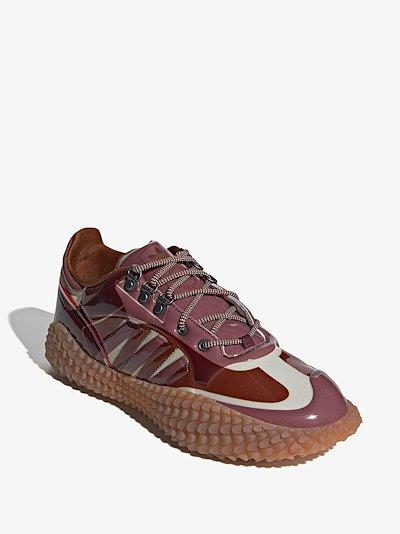 red Polta AKH I sneakers
