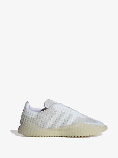 white Graddfa AKH sneakers