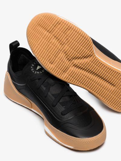Black Treino sneakers