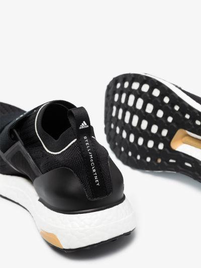 black Ultraboost X slip-on sneakers