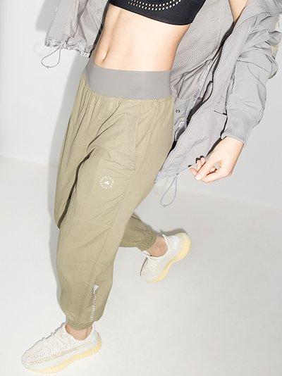college high waist sweatpants