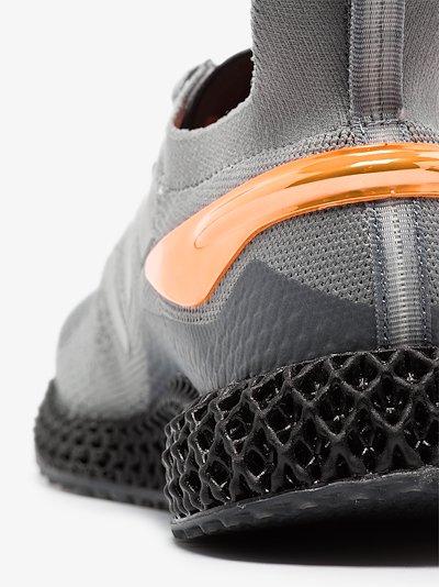 grey X90004D sneakers