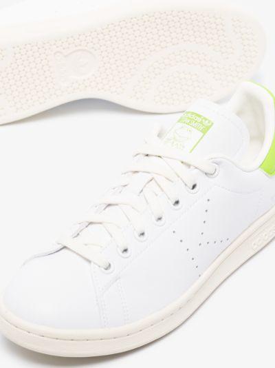 White Stan Smith Kermit the Frog sneakers