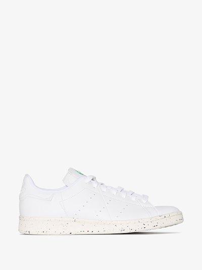 white Stan Smith vegan leather sneakers