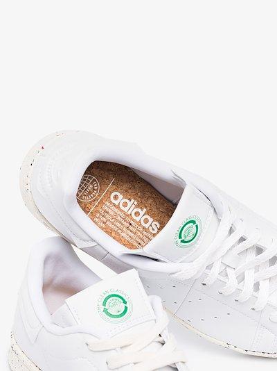 white Stan Smith vegan sneakers