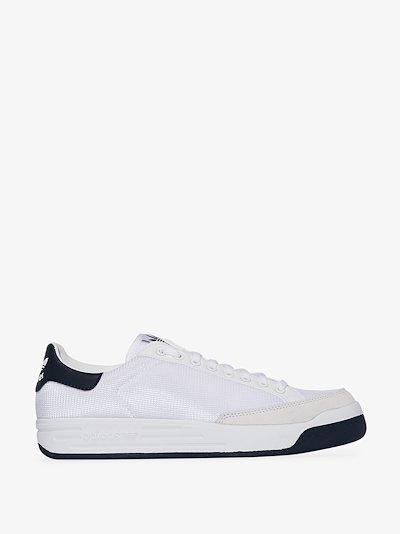 X Rod Laver white Stan Smith sneakers