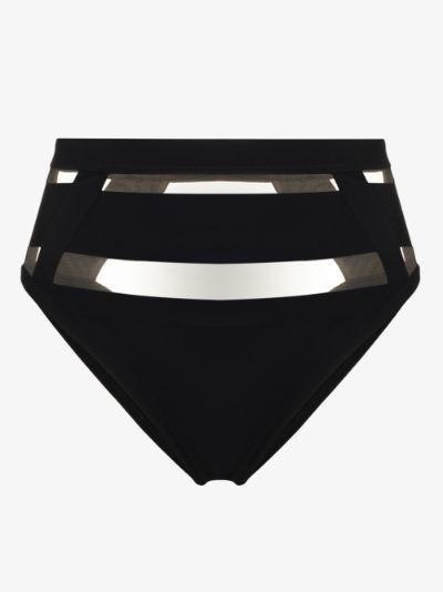 Fynlee cutout bikini bottoms