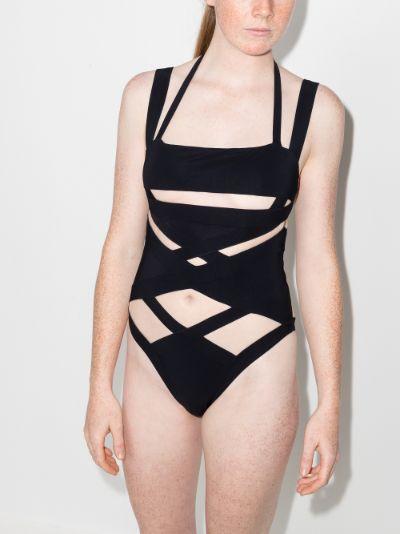 Fynlee cutout swimsuit