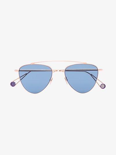 blue Place Des Pyramides sunglasses
