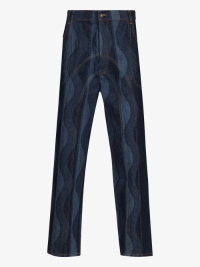 Joy straight leg jeans