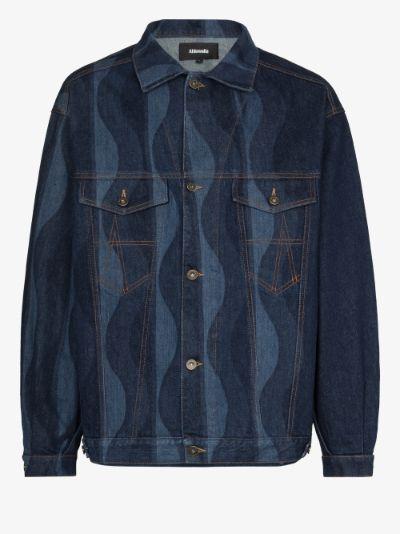 Signature Joy denim jacket