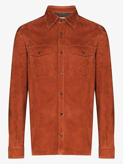 Cervino suede jacket
