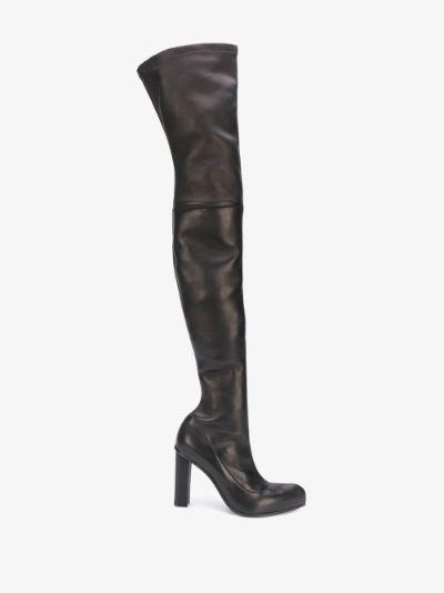 black Peak 110 thigh-high Boots