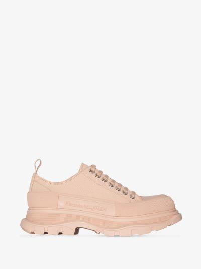 pink Tread Slick sneakers