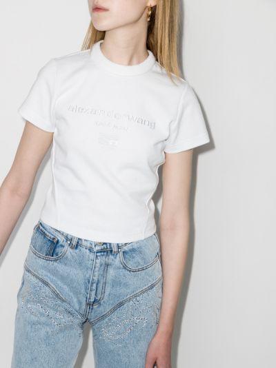 logo scuba t-shirt