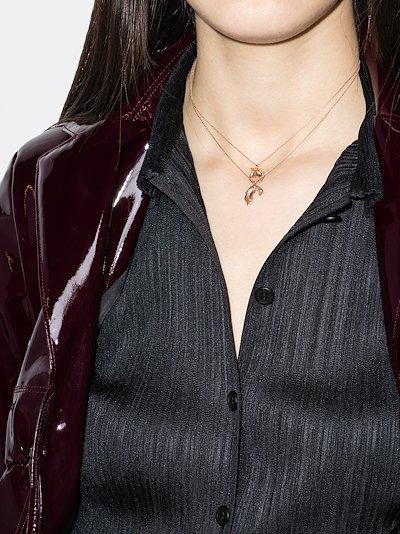 9K rose gold Spellbinding Amphora necklace