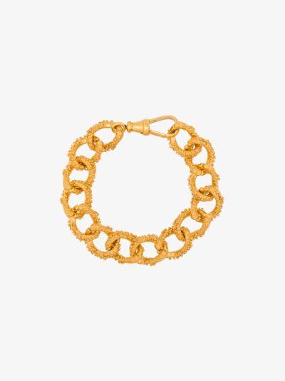 Gold-plated Unreal City bracelet
