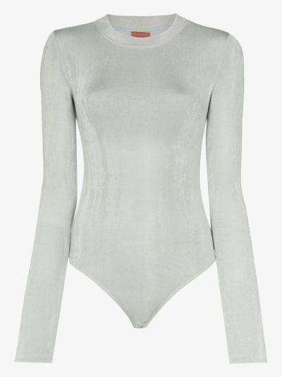 Layton Cutout Back Bodysuit
