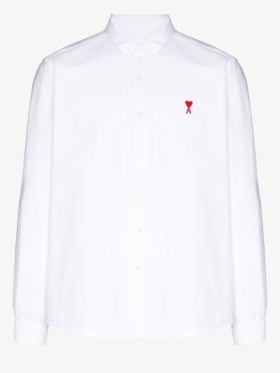 Ami de Coeur button-down shirt