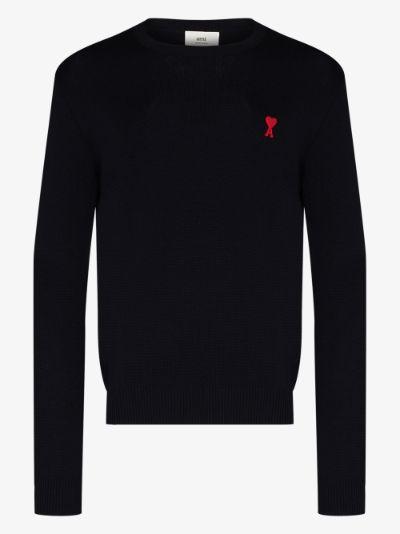 Ami de Coeur Merino Wool Sweater