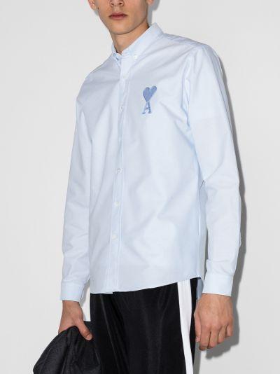 Ami De Coeur Oxford Cotton Shirt