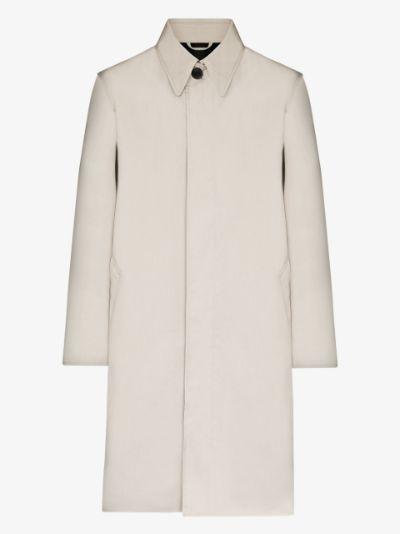 bonded Mac coat