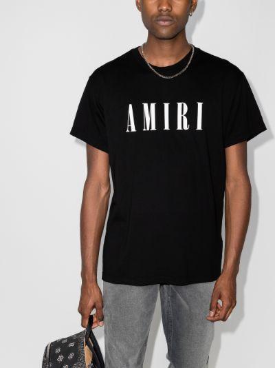 Core logo cotton T-shirt